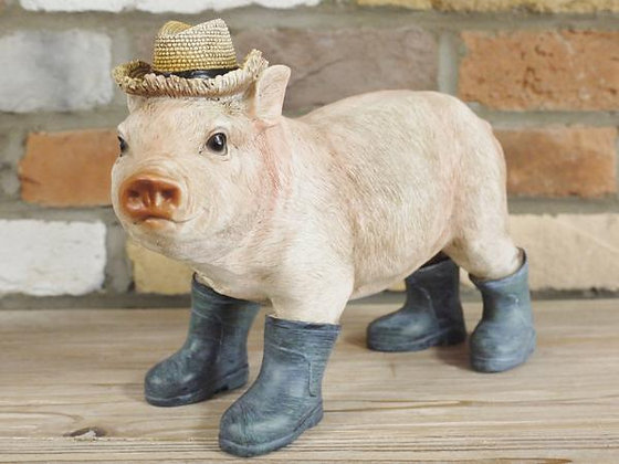 Bertie - The Pig in Boots