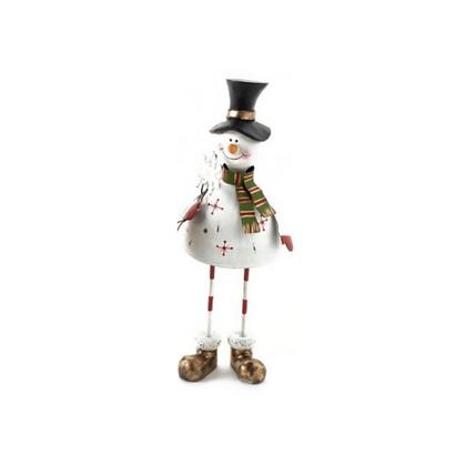 Bobbing Snowman