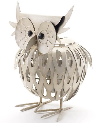 Georgie - The Owl Tealight Holder