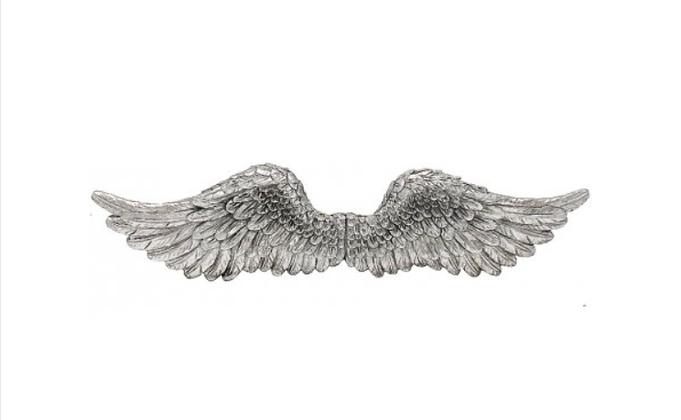 Angel Wings Silver