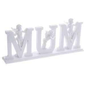 Mum Cherub Letters on Stand