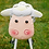 Thumbnail: Shelia - The Curly Sheep