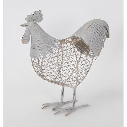 Betsy - The Wire Chicken Egg Basket