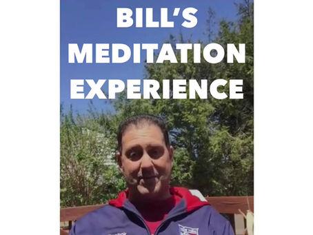 Bill's Meditation Story