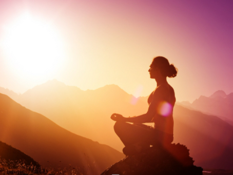 Finding Hope Within : Meditation for Everyone!