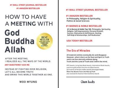 Founder Woo Myung's New Book Becomes #1 Wall Street Journal Bestseller