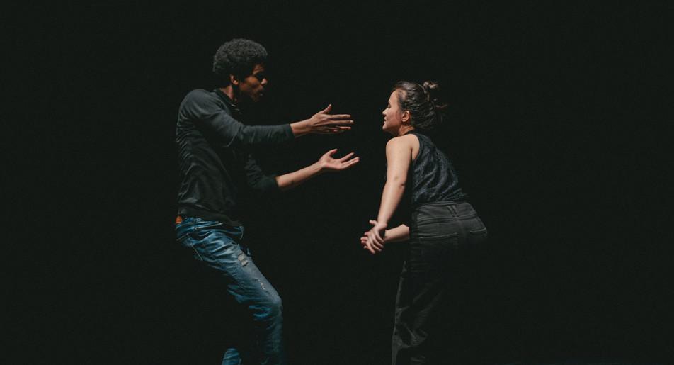 Samater Ahmed & Premi Tamang- Associate Artist 'This P;