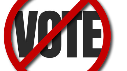 Not every voter counts