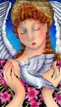 Dove angels