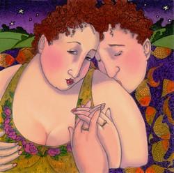 Nocturne embrace