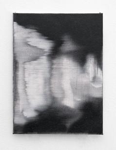 Alexandra Karakashian | Undying | XXI | 2018 | Oil on Canvas | 20 x 15 cm