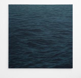 Jake Aikman | Moondance | 2016 - 2017 | Oil on Linen | 153 x 152 cm