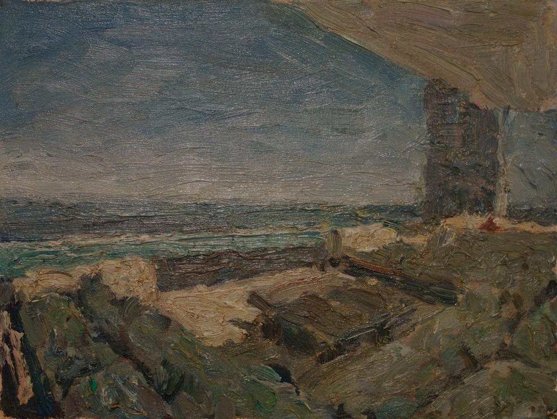Anton Karstel | Property (Clifton) | 2014 | Oil on Canvas | 30 x 40 cm