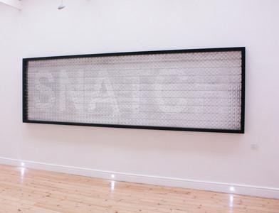 Willem Boshoff | Text Works | 2012 | Installation View
