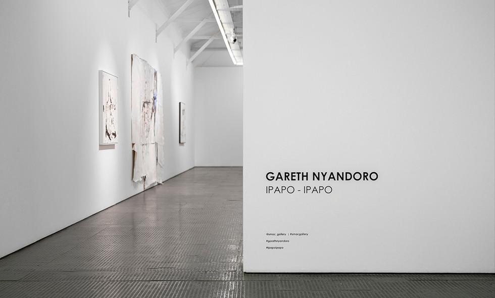 Gareth Nyandoro | IPAPO-IPAPO | 2016 | Installation View