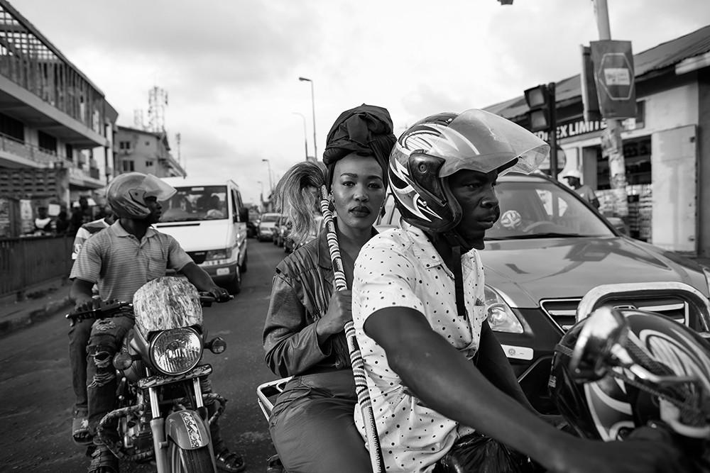 Lhola Amira | Okada - Ride Die | 2017 | Gicleé Print on Hahnemühle Photo Rag Baryta | 100 x 150 cm | Edition of 3 + 2 AP
