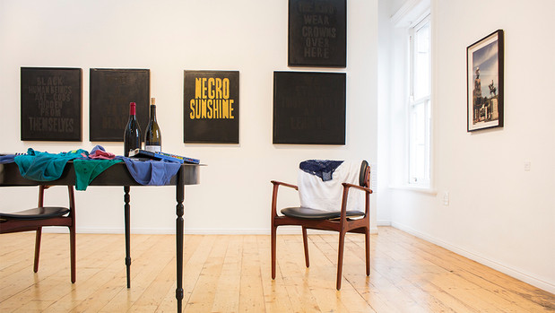 NOTHING PERSONAL |  Group Show