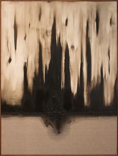 Alexandra Karakashian | Collapse | 2015 | Oil on Linen | 122 x 92 cm