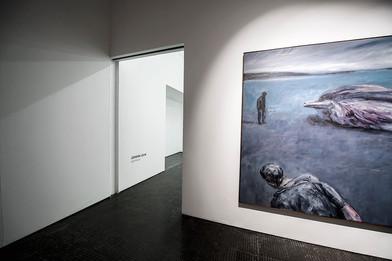 Johann Louw | Lacrimosa | 2019 | Installation View