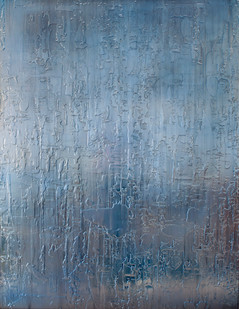 Peter Eastman | Untitled | 2013 | Resin and Chromium with Transparent Color Coating on Aluminum | 170 x 130 cm