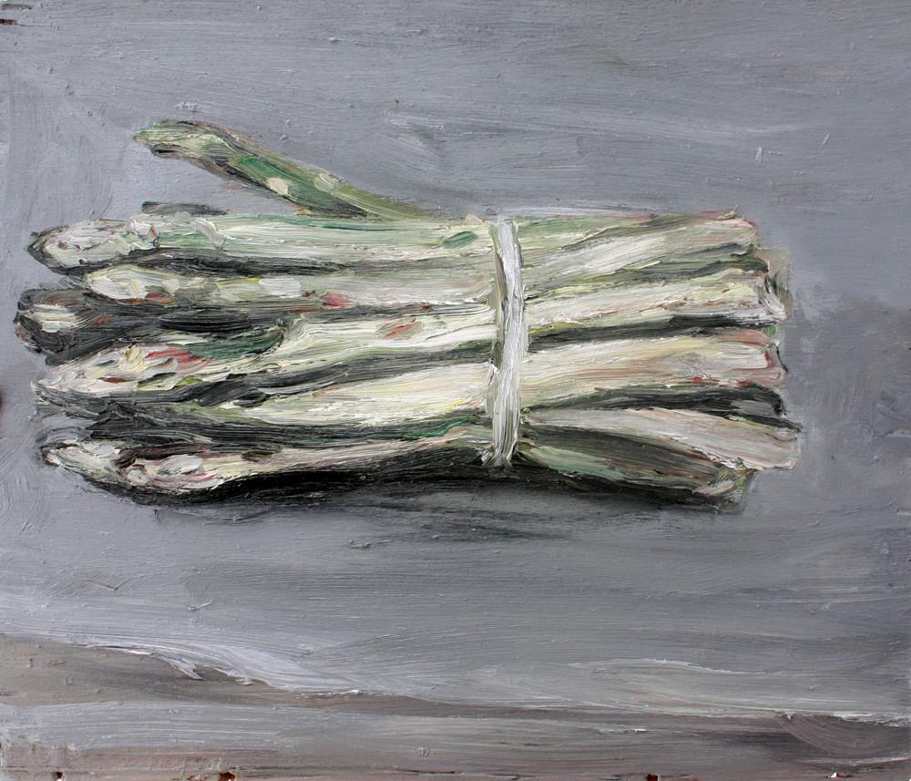Johann Louw   Aspersies   2012   Oil on Board   37 x 42 cm