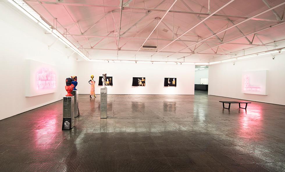 Marinella Senatore | Bodies in Alliance / Politics of the Street | 2019 | Installation View