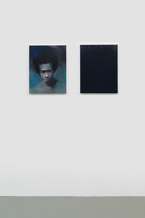 Paul P.   Untitled   2018   Oil on Canvas   35 x 27 cm Each