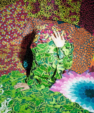 Jody Paulsen | Self Portrait (II) | 2017 | Pigment Ink on HP Premium Satin Photographic Paper | 84.1 x 59.4 cm | Edition of 5 + 2 AP