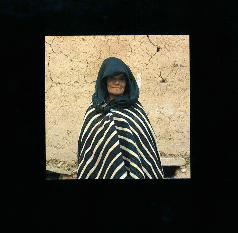 Margaret Courtney-Clarke   Aicha Moha Ait Kader II, 1993   1993   Giclée Print on Premium Satin Photographic Paper   35 x 35 cm   Edition of 6 + 2 AP