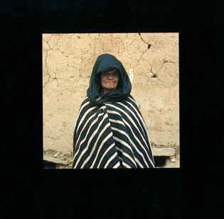 Margaret Courtney-Clarke | Aicha Moha Ait Kader II, 1993 | 1993 | Giclée Print on Premium Satin Photographic Paper | 35 x 35 cm | Edition of 6 + 2 AP