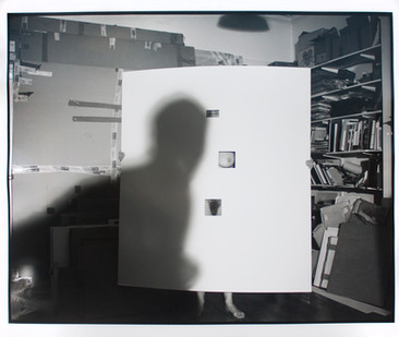 Jemima Stehli and John Hilliard | Untitled | 2004 | Silver Gelatin Print | 51 x 60.5 cm