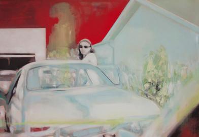 Kate Gottgens | Sunday Morning | 2013 | Oil on Canvas | 85 x 120 cm