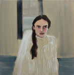 Luiza Cachalia | Mad Kira | 2012 | Oil on Canvas | 62 x 62 cm