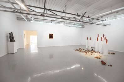 Shaping Things | 2020 | Installation View