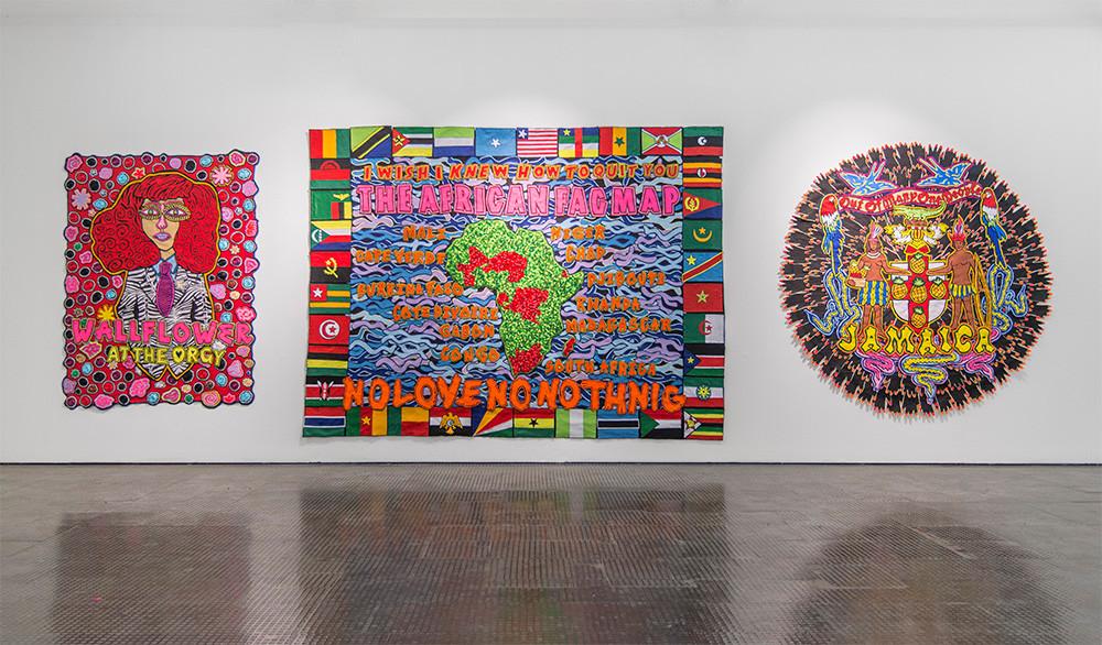 Pushing Thirty | Installation View | 2017