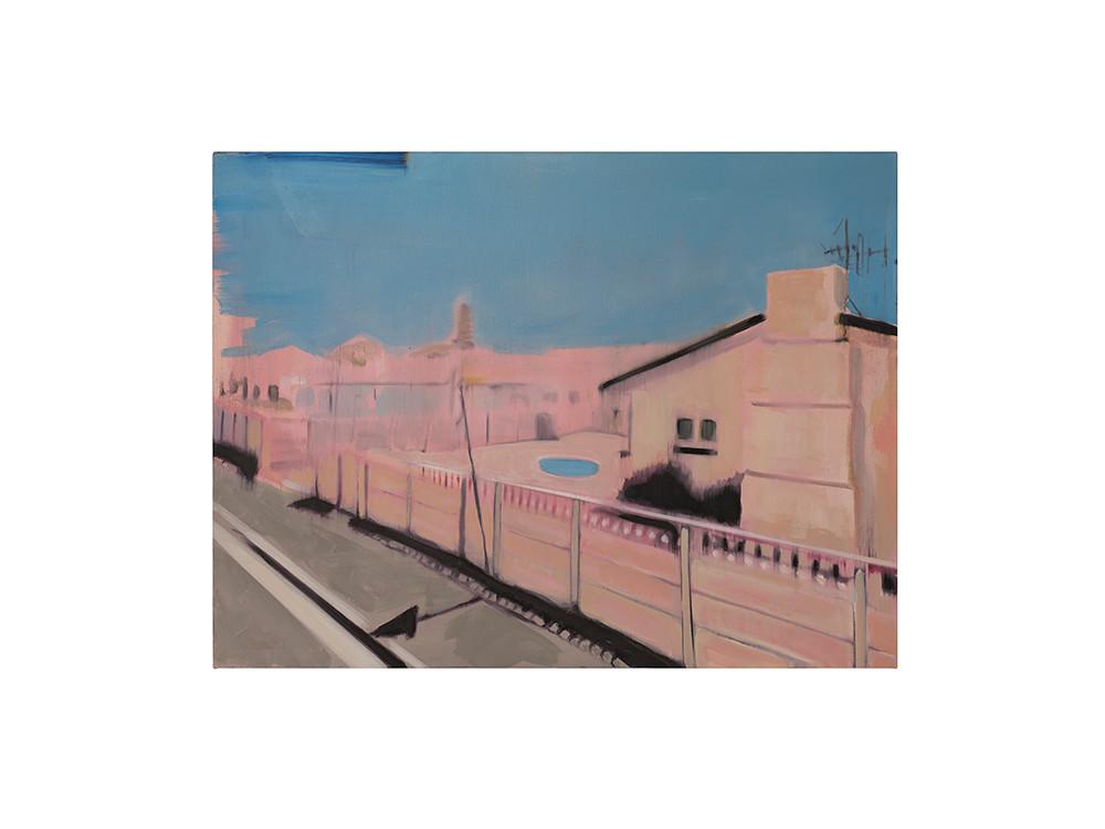 Kate Gottgens   Another Debt   2017   Oil on Canvas   69 x 90 cm