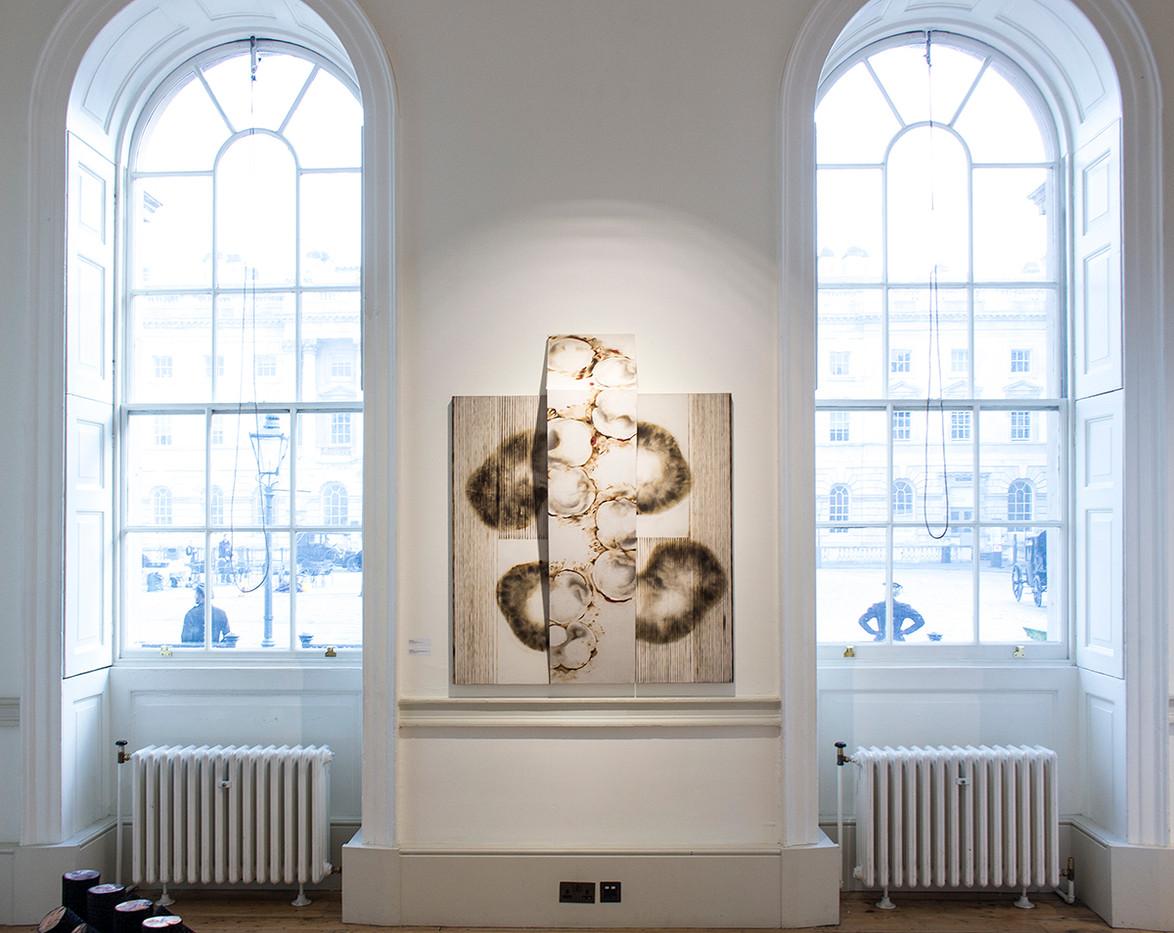 Sandile Zulu | 1:54 Contemporary African Art Fair | 2014 | Installation View