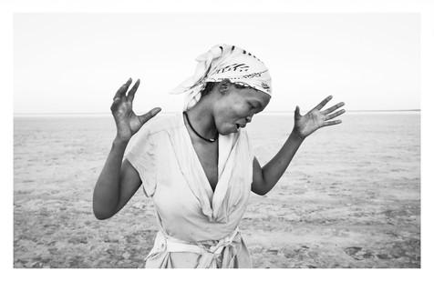 Margaret Courtney-Clarke | Singing the Rain | 2020 | Giclée Print on Photo Rag Baryta Paper | 59 x 88 cm | Edition of 6 + 2 AP