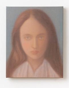 Chechu Álava | Vanessa Bell | 2020 | Oil on Canvas | 41 x 33 cm