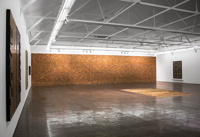 Willem Boshoff | Reap the Whirlwind | 2015 | Installation View