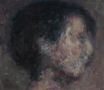 Anton Karstel | watch (5) | 2014 | Oil on Canvas | 35 x 40 cm