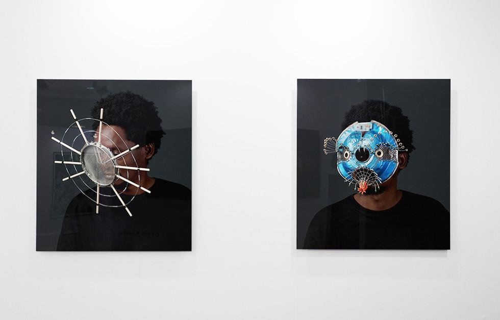 Cyrus Kabiru | ART X Lagos | 2018 | Installation View
