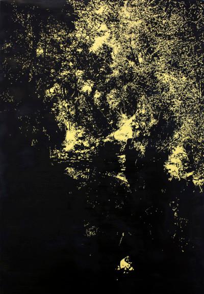Peter Eastman | Deep Chine IV | 2014 | Oil on Aluminium | 130 x 99.5 cm