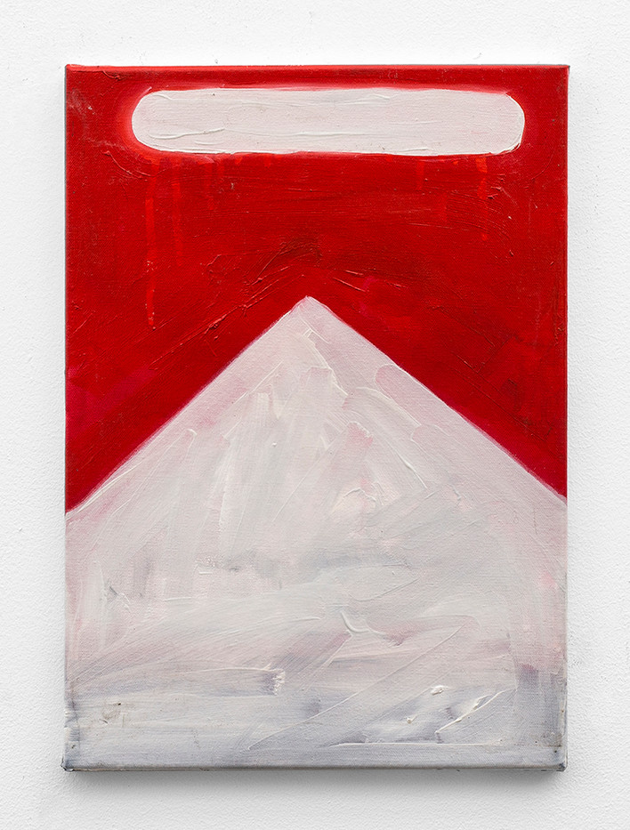 Callan Grecia | Marlbies | 2018 | Oil on Canvas | 42 x 30 cm