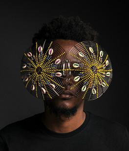 Cyrus Kabiru | Bright Manjano | 2017 | C-type Print on Diasec Mount | 70 x 60 cm