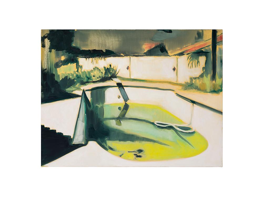 Kate Gottgens   Voice Mail   2017   Oil on Canvas   69 x 90 cm