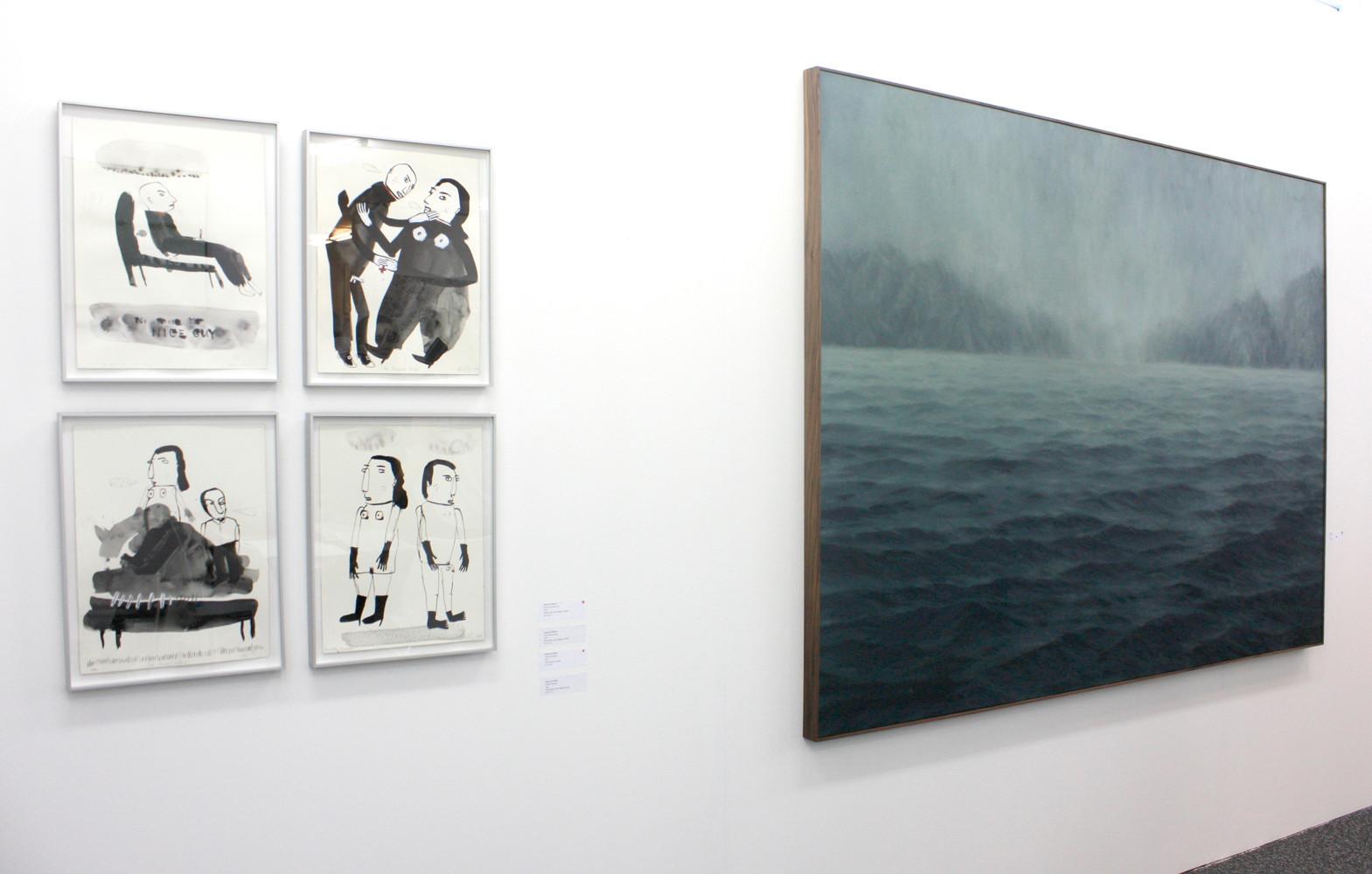 Cape Town Art Fair | 2014 | Installation View