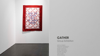 GATHER Group Exhibition 26. 09. 20 – 24. 10. 20  Cape Town