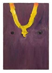 Georgina Gratrix | Chests | 2011 | Oil on Board | 72 x 50 cm