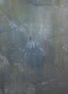 Kate Gottgens | Vestige | 2015 | Oil on Canvas | 160 x 115 cm
